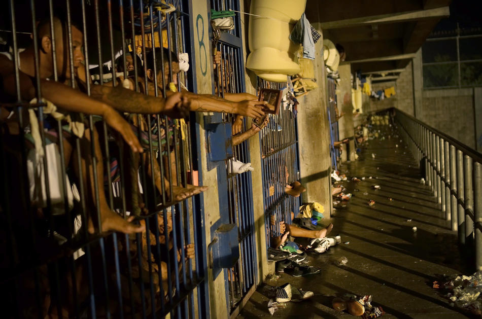 Daily life inside the biggest jail in Latin-America · MTR
