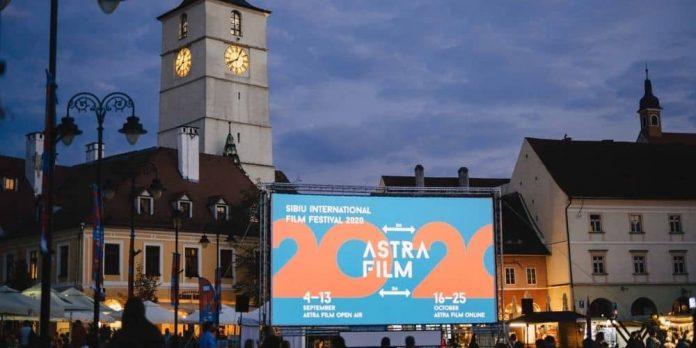 Кинофестиваль под открытым небом Астра-2020