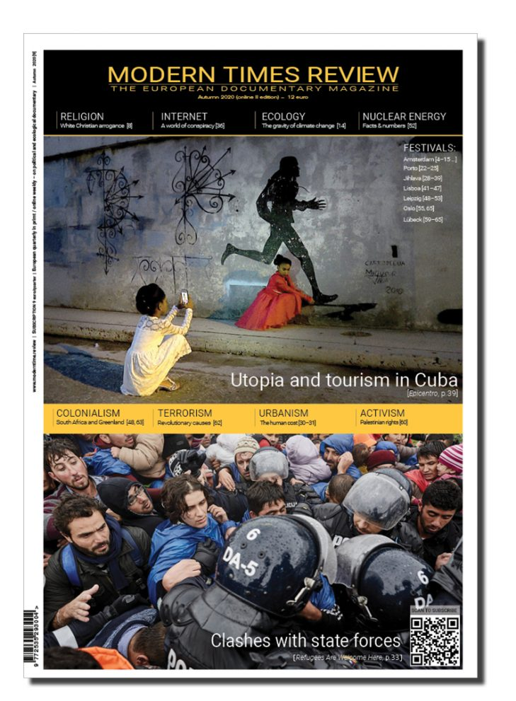 Modern Times Review-European Documentary Magazine-Autumn 2020