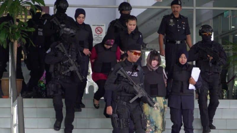 刺客纪录片-朝鲜-MTR2