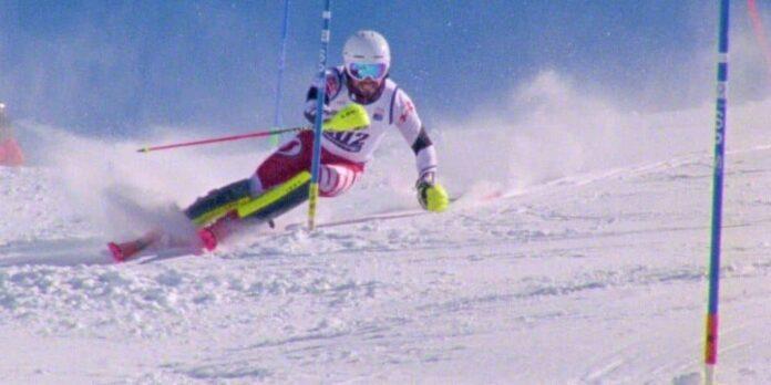 Esqui, un film de Manque La Banca