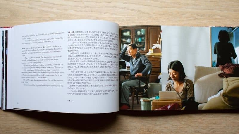 Good Wife, Wise Mother, a photobook by Anne-Stine Johnsbråten-MTR2