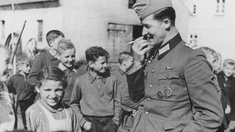 Mal nazi. Good Nazi, una película de Chanoch Ze'evi