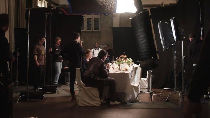 雅各布·布罗斯曼(Jakob Brossmann),弗里德里希·冯·鲍里斯(Friedrich von Borries)拍摄的电影《无足轻重的艺术》