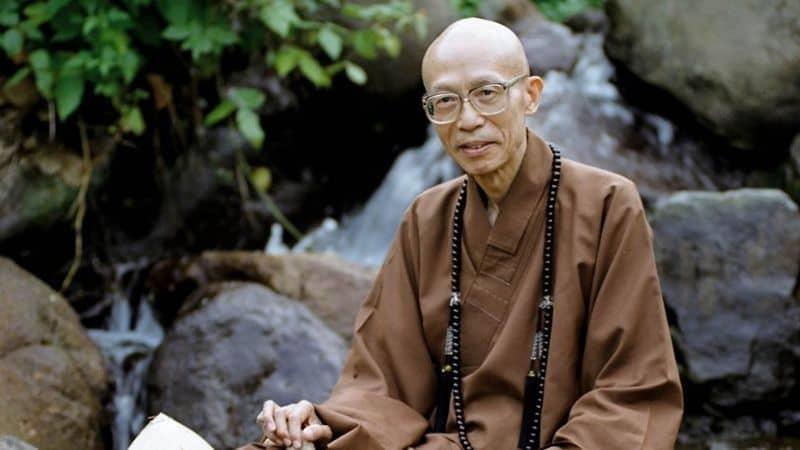 Master Sheng Yen, un film di Chaowei Chang