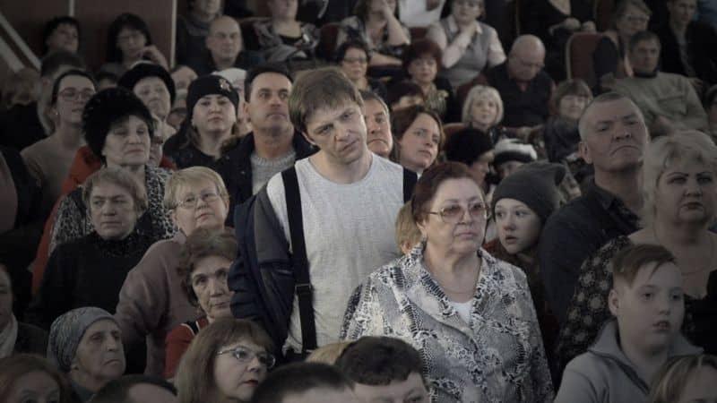 Far Eastern Golgotha, en film av Julia Sergina