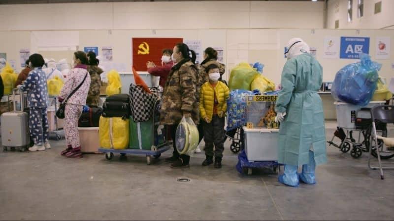 Wuhan Wuhan, un film di Yung Chang