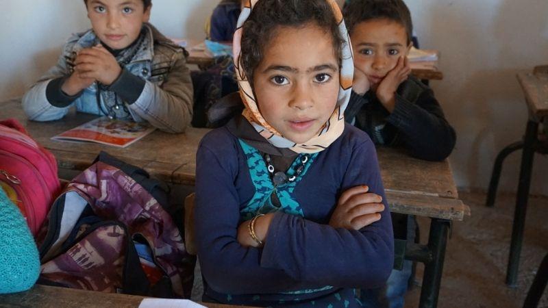 Școala Speranței, un film de Mohamed El Aboudi