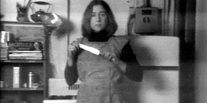 Semiotica della cucina, un film di Martha Rosler