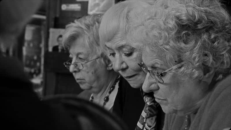 Le temps perdu, una pel·lícula de Maria Álvarez